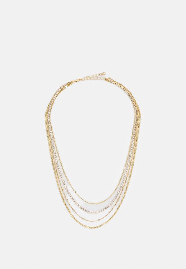FLORINNA NECKLACE - Smykke - gold-coloured