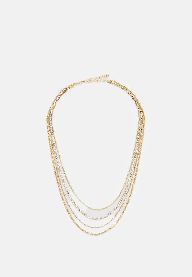 Fire & Glory - FLORINNA NECKLACE - Necklace - gold-coloured