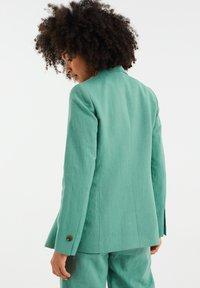 WE Fashion - Blazer - mint green - 2