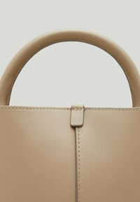 Massimo Dutti - Across body bag - beige - 4