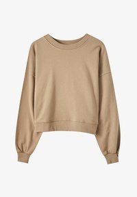 PULL&BEAR - Sweatshirts - mottled light brown - 4