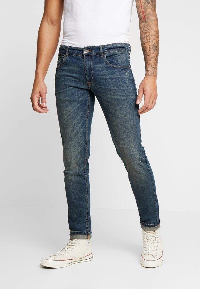 RRCOPENHAGEN - Jeans slim fit - eqyptian blue