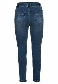 Sheego - Jeans Skinny Fit - dark blue denim - 4