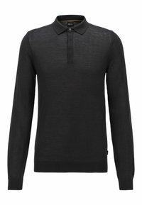 BOSS - DIBARI - Polo shirt - black - 0