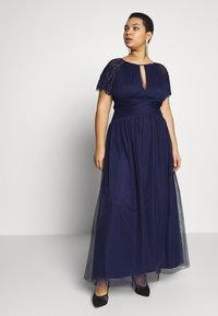 Little Mistress Curvy - MAXI TRIMS - Occasion wear - navy - 2