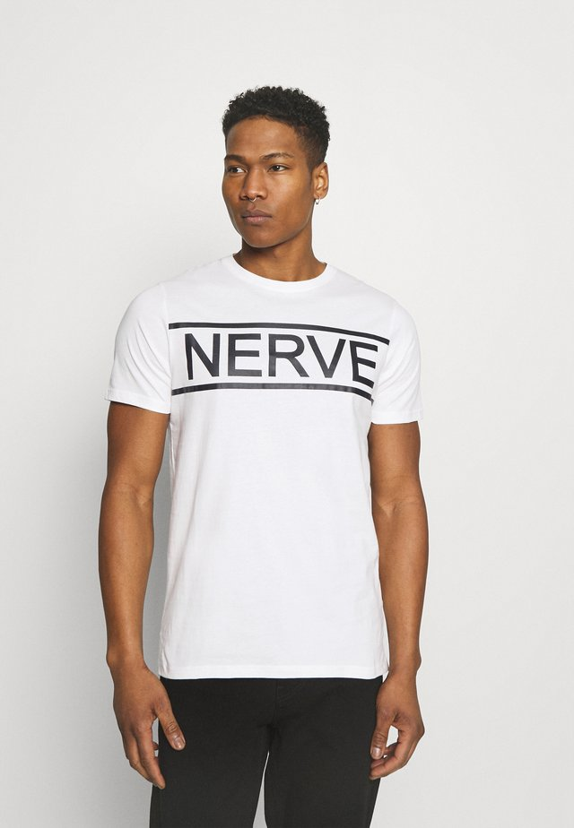 PATRICIO TEE - T-shirt med print - off white