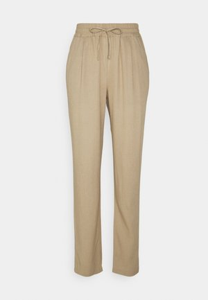VMASTIMILO ANKLE PANT  - Trousers - tan