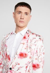 Twisted Tailor - MULLEN SUIT - Suit - white - 7