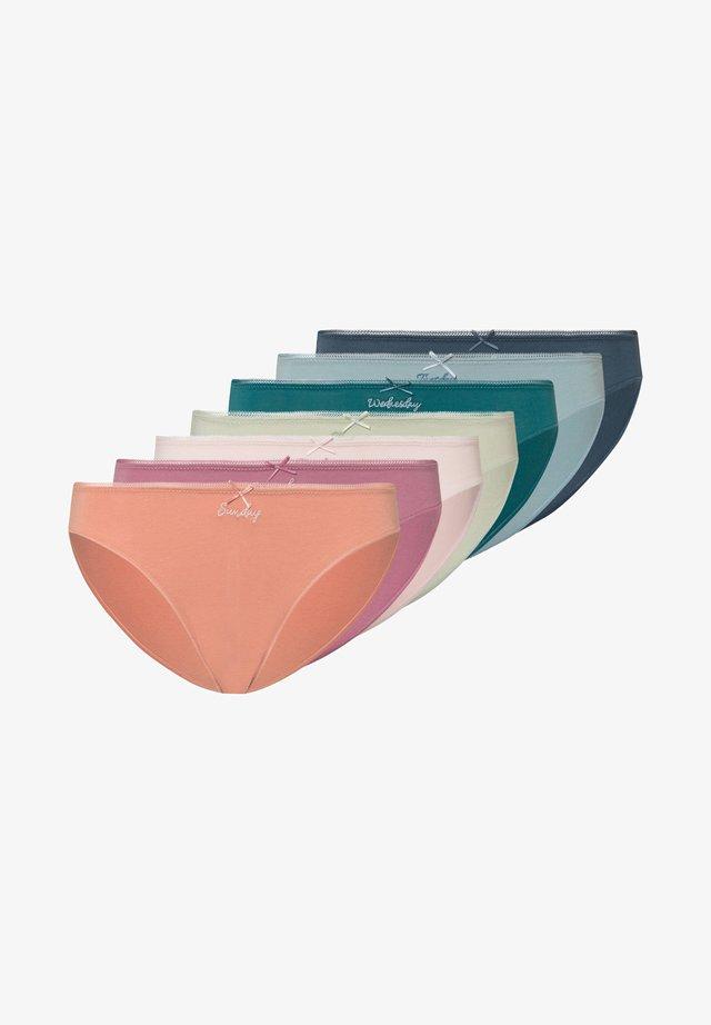 7 PACK - Figi - multi-coloured