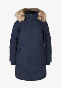 Zizzi - Winter coat - dark blue - 1