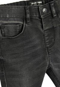 Next - Džíny Straight Fit - dark grey - 2