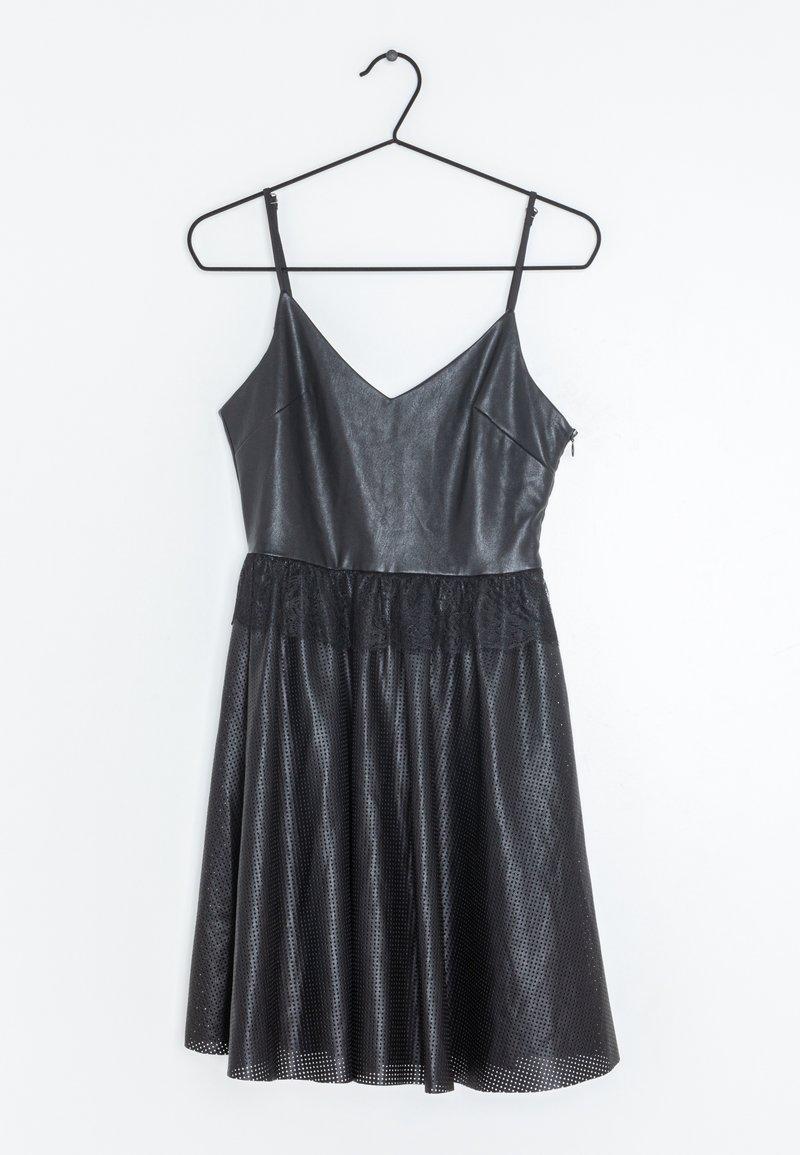 Fracomina - Korte jurk - black