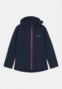 Reima - KOUVOLA UNISEX - Waterproof jacket - navy - 0