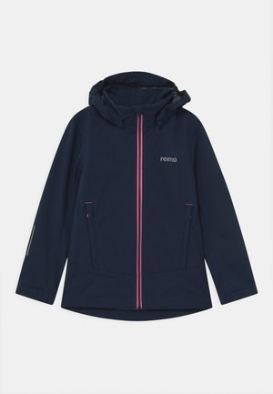 KOUVOLA UNISEX - Waterproof jacket - navy
