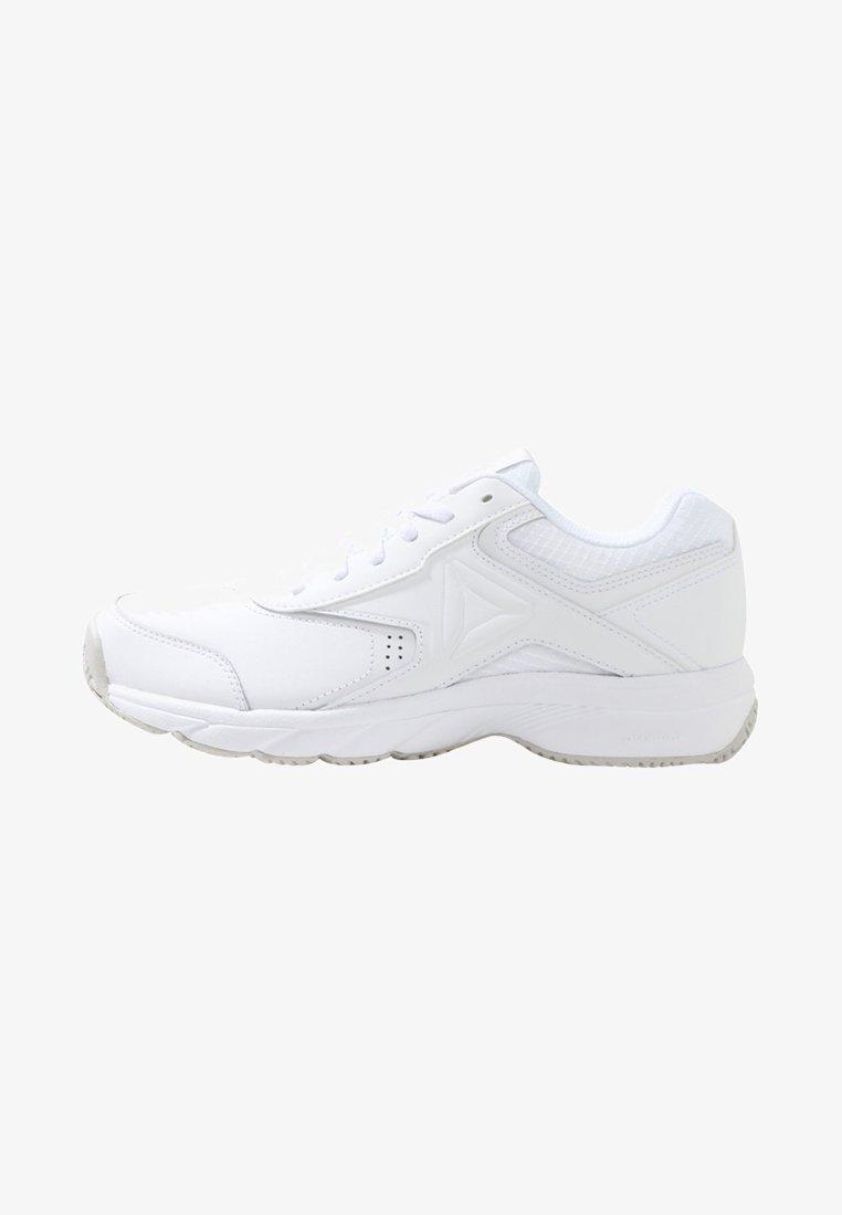 Reebok - WORK N CUSHION 3.0 - Neutral running shoes - white/steel