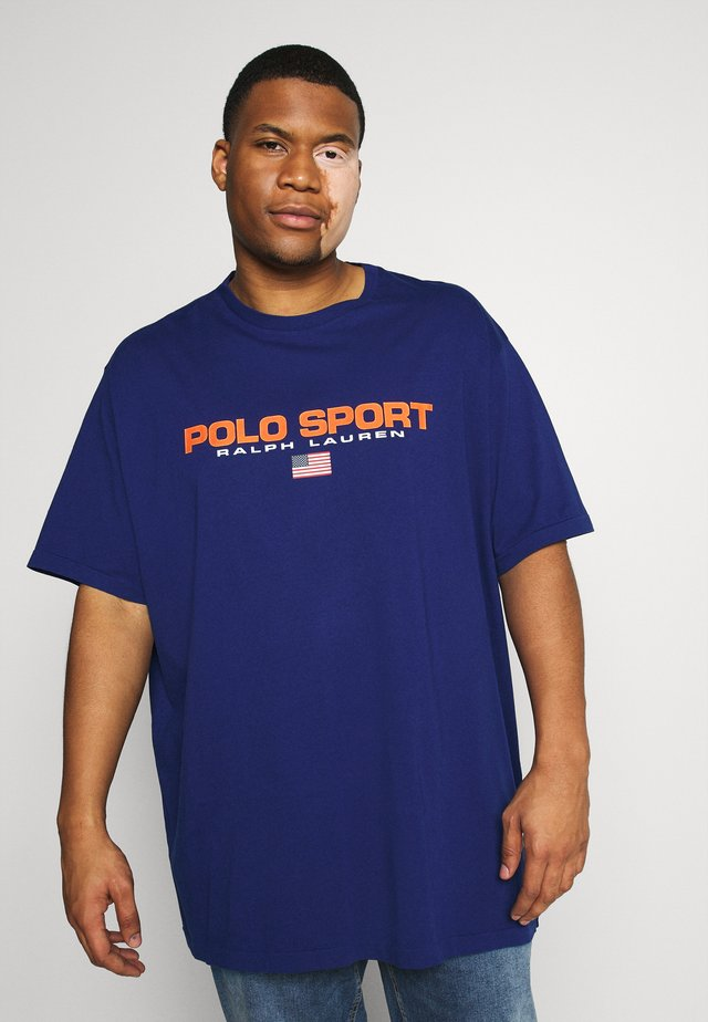 T-shirt con stampa - fall royal