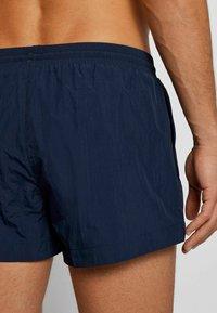 BOSS - MOONEYE - Shorts da mare - dark blue - 2