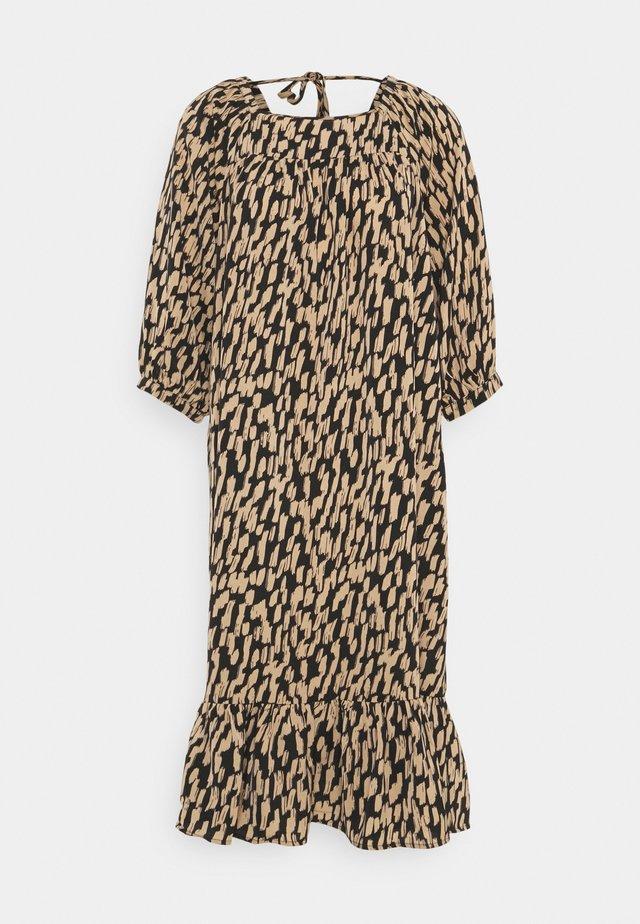 SLFMALENE PETITE - Robe d'été - black