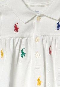 Polo Ralph Lauren - BUBBLE ONE PIECE SHORTALL - Jumpsuit - white - 2