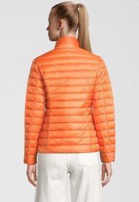 JOTT - Gewatteerde jas - orange - 1