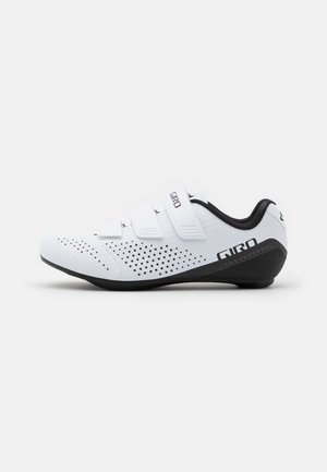 STYLUS - Cycling shoes - white
