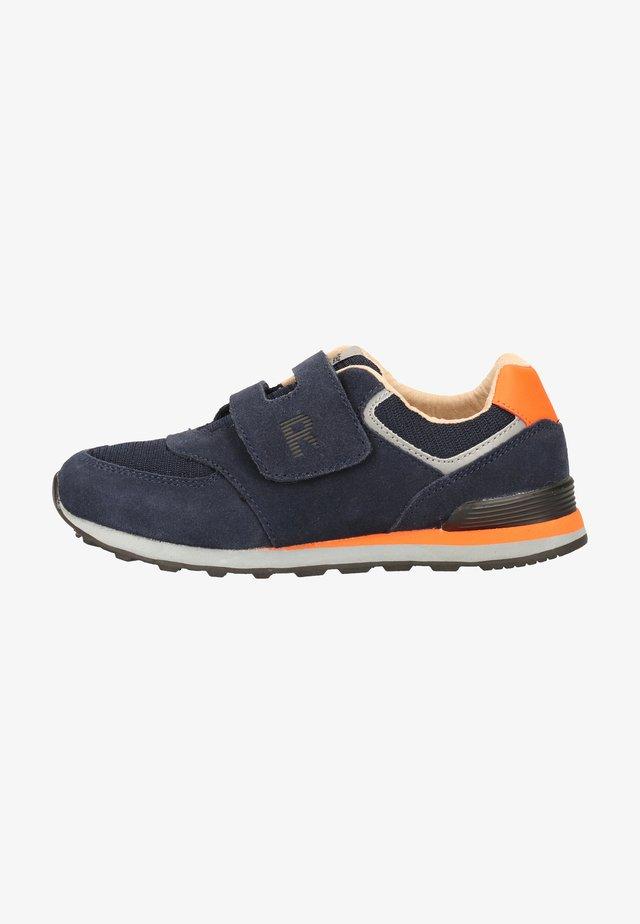 Sneakers - atlantic/neonorange