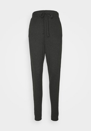 IHKAVA  - Tracksuit bottoms - dark grey melange