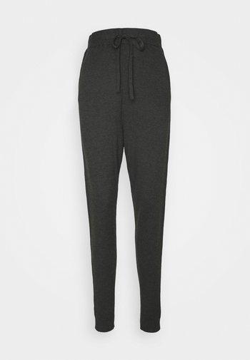 IHKAVA  - Pantaloni sportivi - dark grey melange