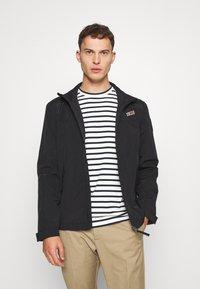 Napapijri - SHELTER - Summer jacket - black - 0