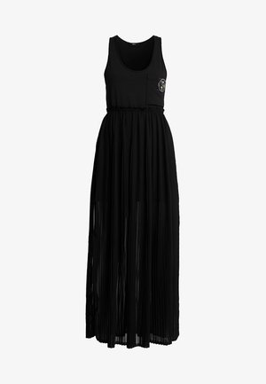 D-TEHEI DRESS - Maxi dress - black