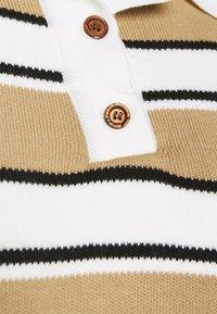Trendyol - CAMEL - Long sleeved top - camel - 5