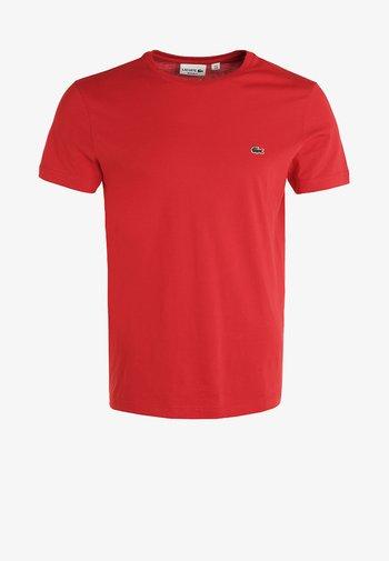T-shirt basic - rouge