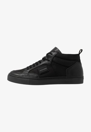MID METAL - High-top trainers - black