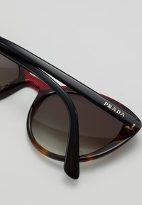 Prada - Sunglasses - black/brown - 5
