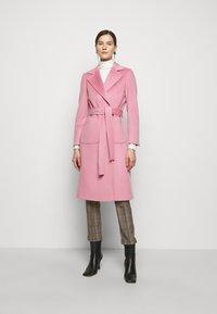 MAX&Co. - RUNAWAY - Classic coat - pink - 0