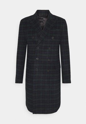 PEAK COAT - Mantel - dark blue