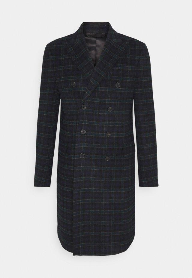 PEAK COAT - Classic coat - dark blue