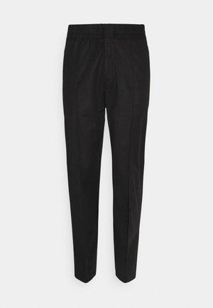 SOSA - Kalhoty - black