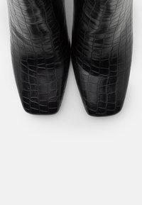 Glamorous - Ankelboots med høye hæler - black - 5