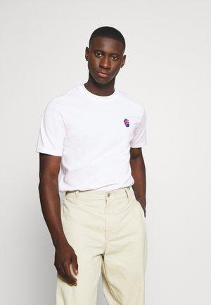 HARTTBREAKER - T-shirt med print - white