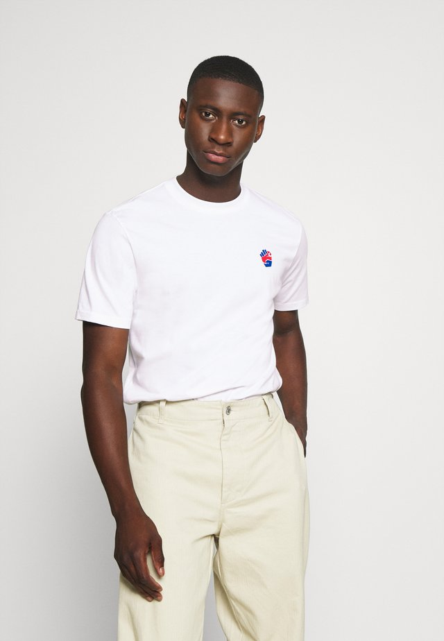 HARTTBREAKER - T-shirt imprimé - white