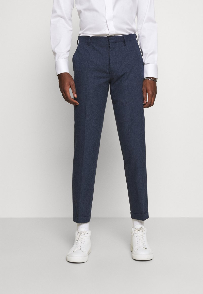 Shelby & Sons - THIRSK - Trousers - navy