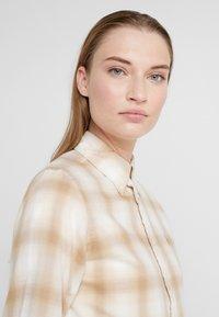 Polo Ralph Lauren - GEORGIA CLASSIC - Camisa - cream/sand - 3