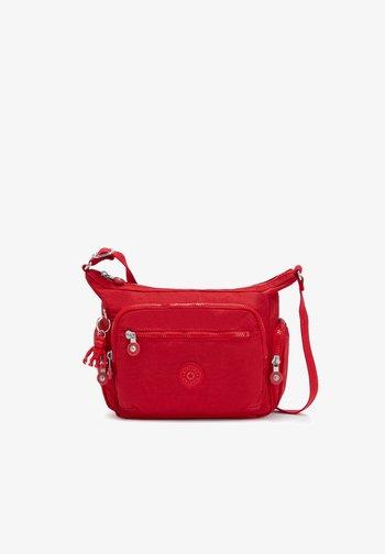 GABBIE  - Across body bag - red rouge
