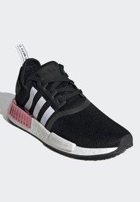 adidas Originals - NMD_R1  - Trainers - core black/footwear white/hazy rose - 3