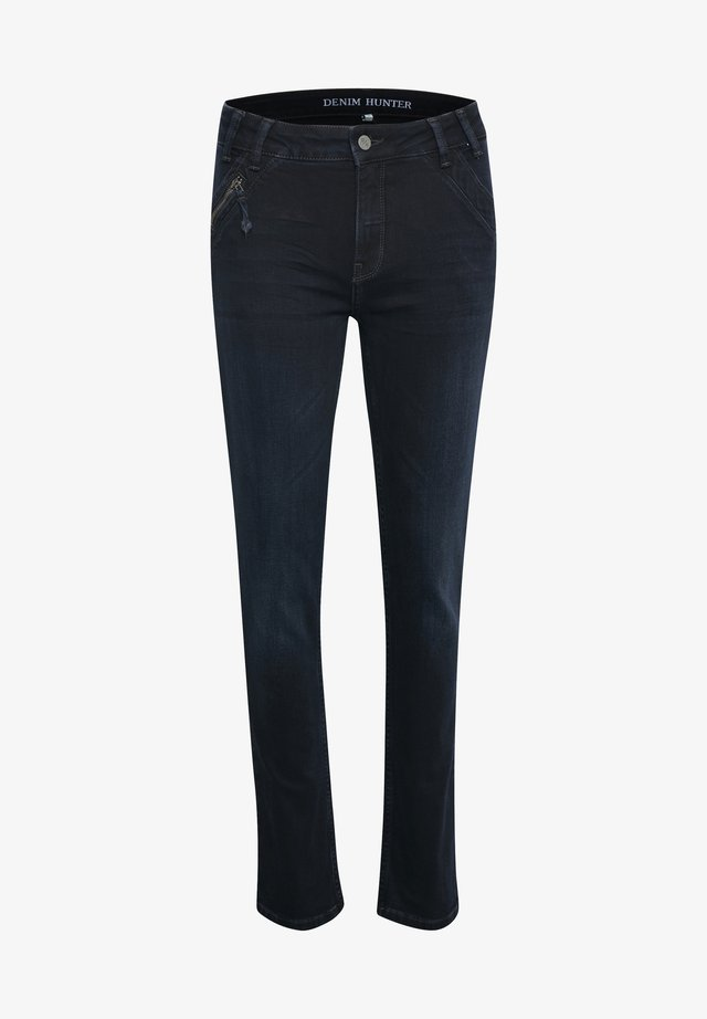 Jeans slim fit - dark blue wash