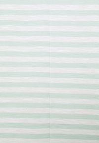 Esprit - SLUB - Print T-shirt - light aqua green - 2