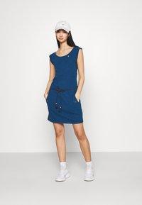 Ragwear - Jersey dress - navy - 1