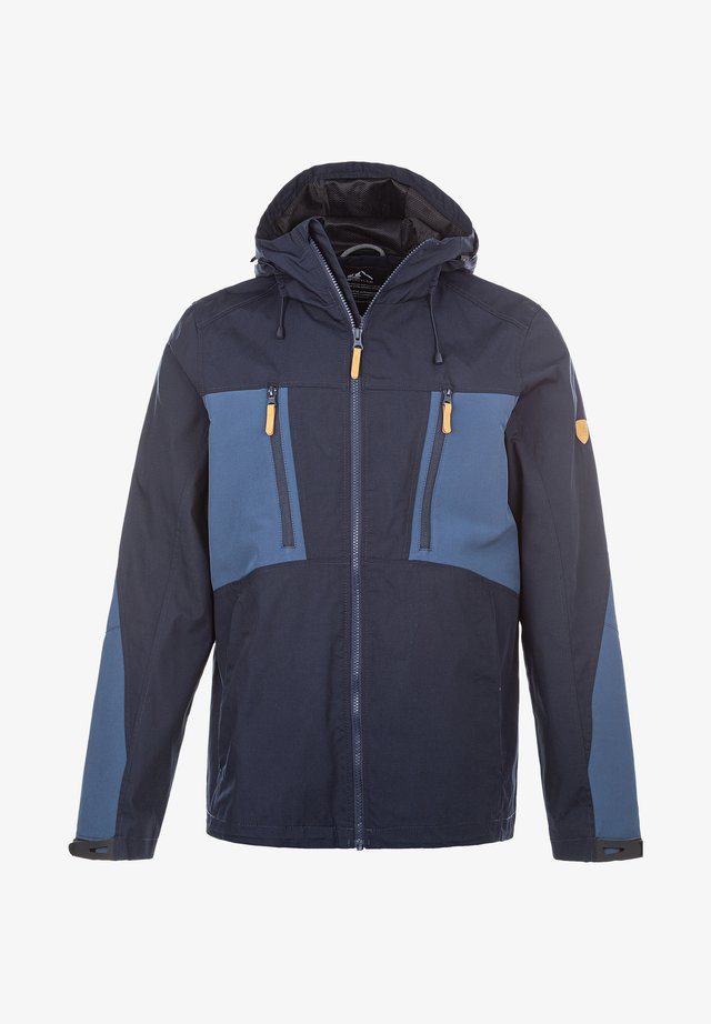 ELDON - Outdoorjas - navy blazer