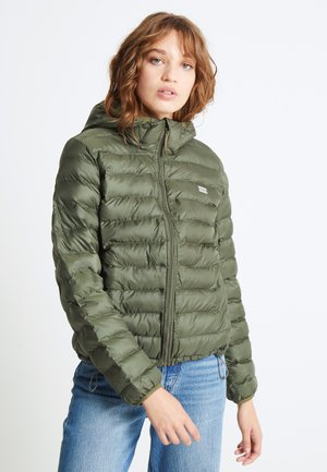 PACKABLE JACKET - Lett jakke - olive night